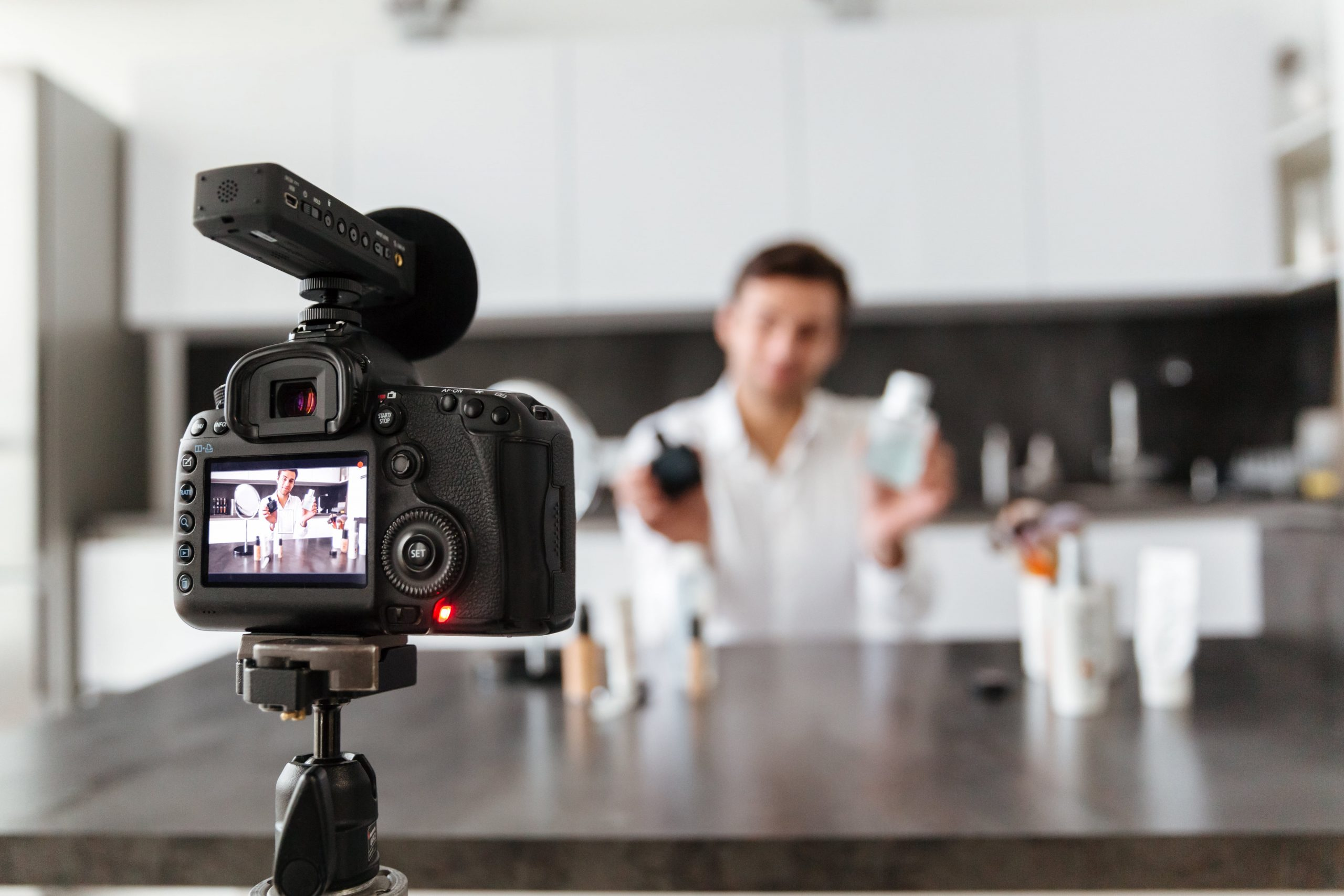 In-House Content Production